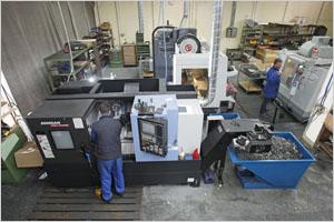 Keber CNC Razrez - Žaganje 4